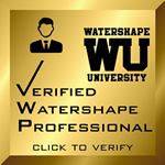 Kevin Ruddy Verified by the Watershape University