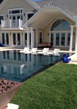 Why do so many architects choose Omega Pool Structures, Inc
