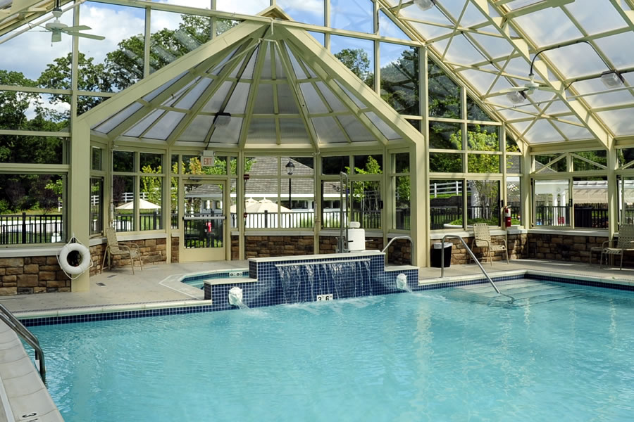 Four Seasons Manalapan Manalapan, New Jersey   Commercial Pool Design by Omega Pool Structures, Inc